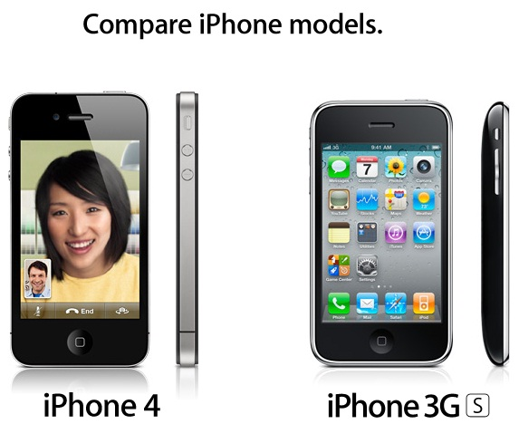 compare iphone models keunggulan iphone 4 dibanding iphone 3gs asharbadh 1600