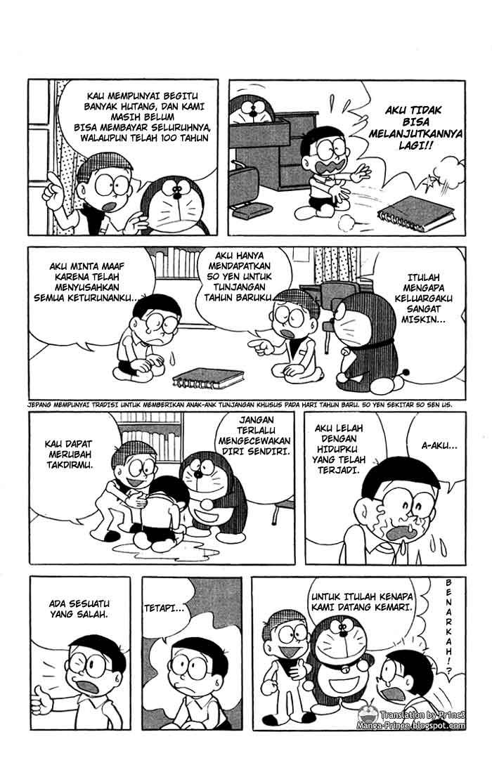 Komik Anime Doraemon Bahasa Indonesia