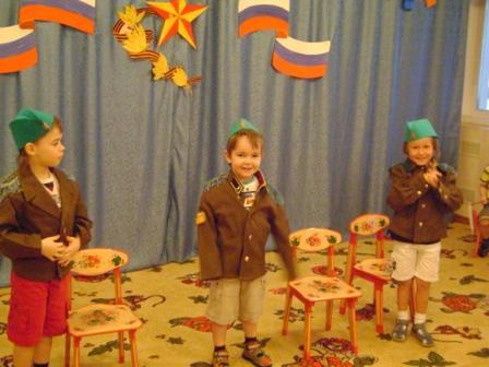 знакомство дошкольников с патриотическим воспитанием