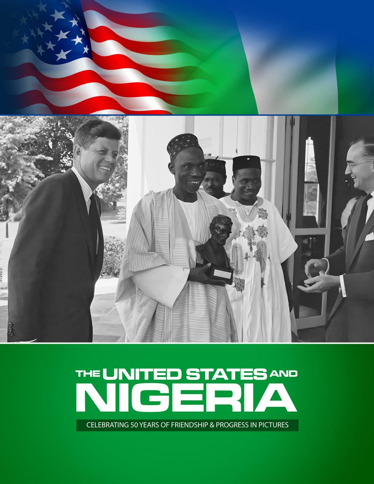 usa relationship with nigeria