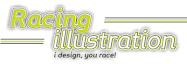 RACING ILLUSTRATION