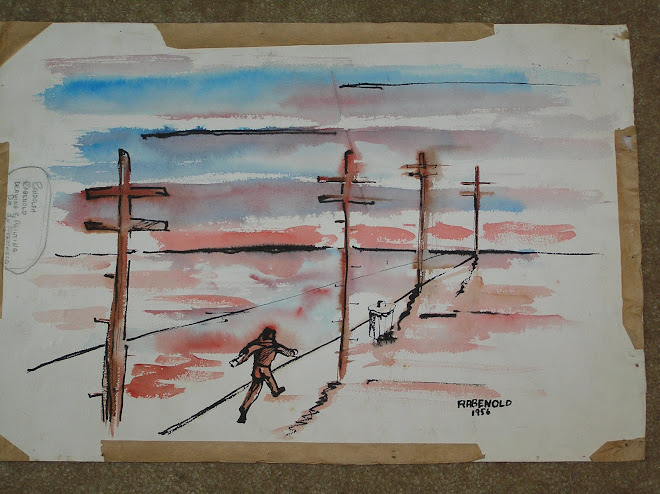 Dad's Watercolor