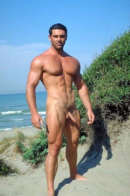 Warren recommend best of nude gay beach men