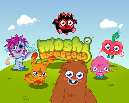 Moshi Monsters Jigsaw Puzzles ProProfs Jigsaw Puzzle Games