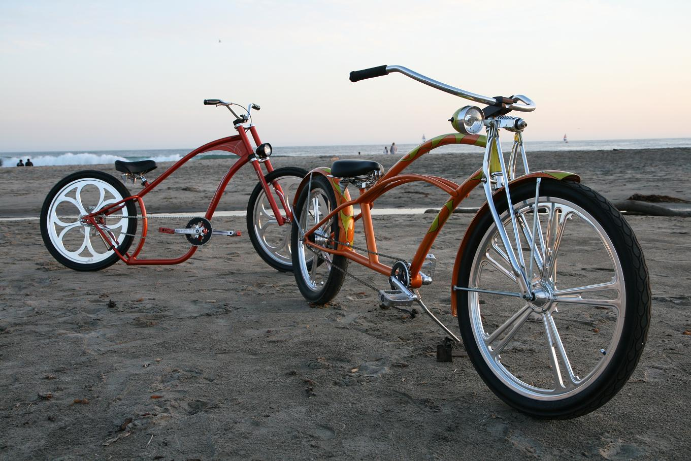 Custom Beach Cruiser Bikes The Best Beaches In World