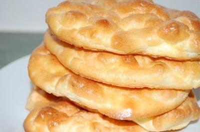 Bröd bakpulver recept