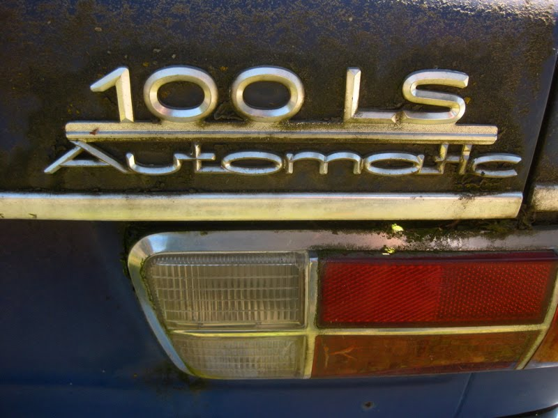 Does anyone remember the Audi 100 LS? (luxury car, Germany ...