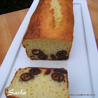 Recette Cake St Moret