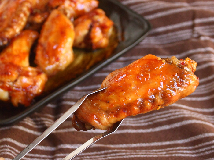 Food Wishes Video Recipes Spicy Orange Chicken Wings Its Not A