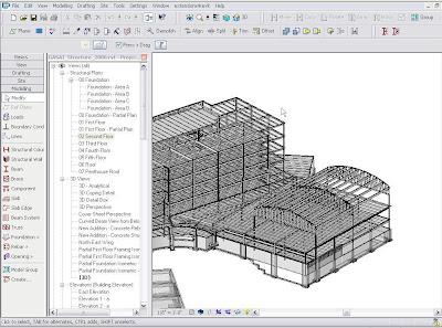 CAD Tutorials: Autodesk Revit demonstrations