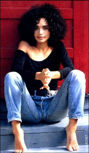 VintageVantage Lisa Bonet 80s It Girl