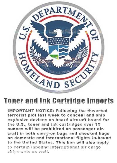 Otter Zen: Zen 484: Print and toner cartridge ban