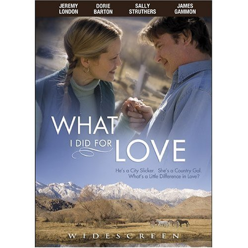 Its a Wonderful Movie - Your Guide to Family and Christmas Movies on TV: What I did for Love ...