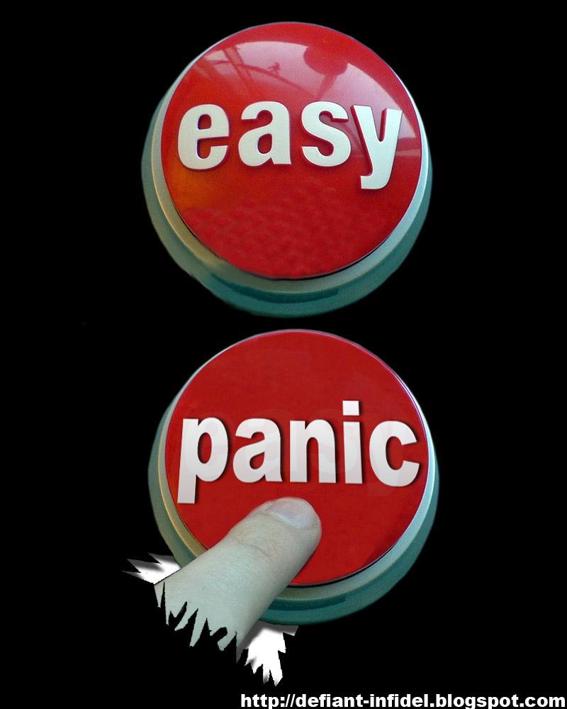 panic button big band