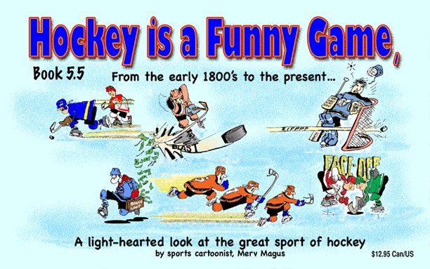 Hockey Book Reviews Com Hockey Is A Funny Game