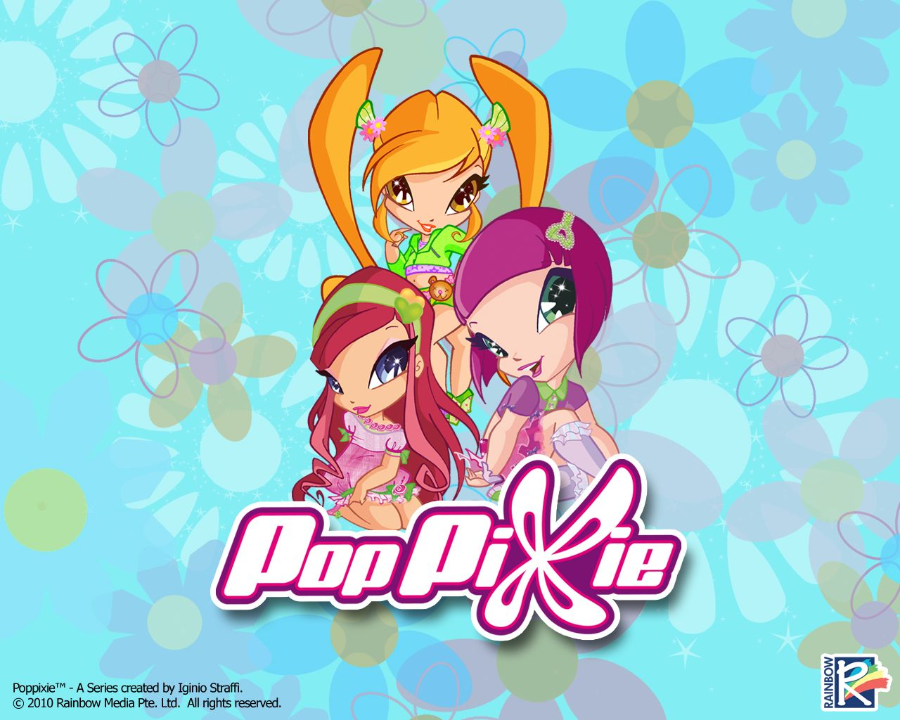 Create Own Name 3d Wallpaper Winx Club World Poppixie Wallpapers