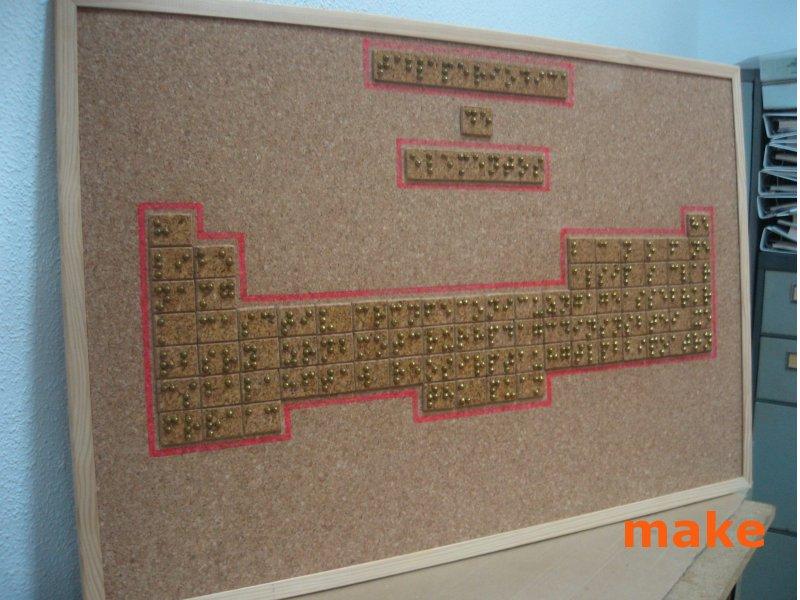 Bricolaje y modelismo cuadro en braille cuadro en braille urtaz Images