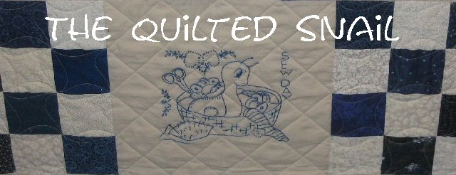 The Quilted Snail