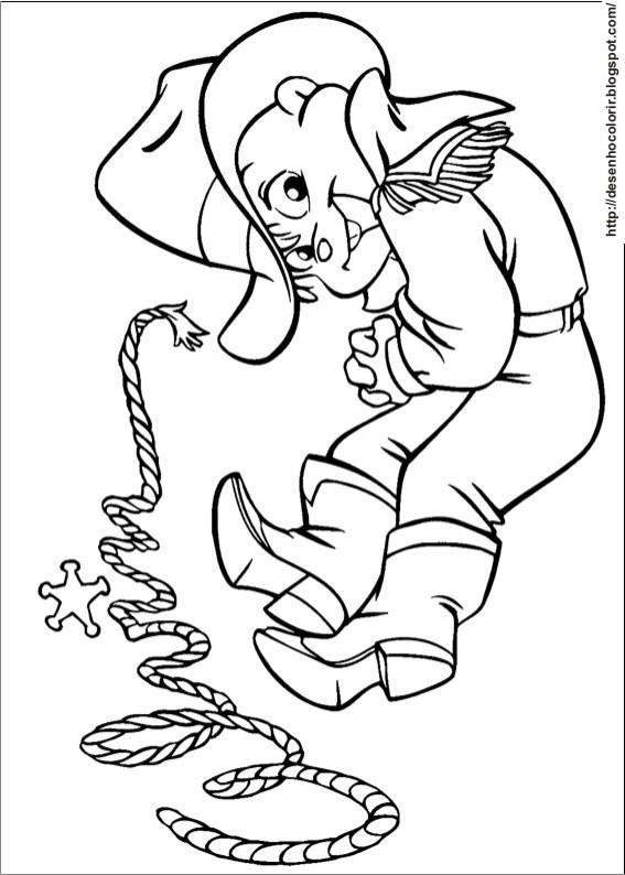 Desenhos Para Colorir Alvin E Os Esquilos 7 Desenhos Para Colorir