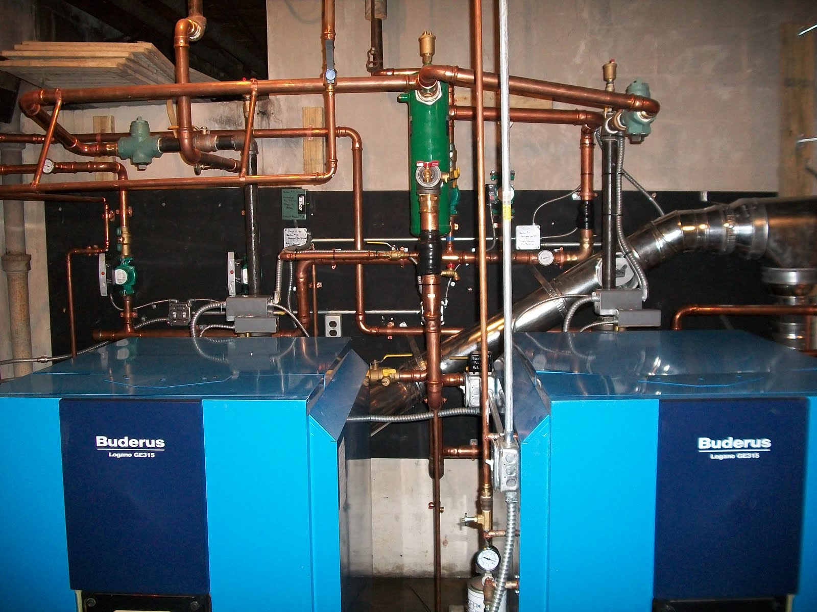 Buderus Boiler Wiring Diagram