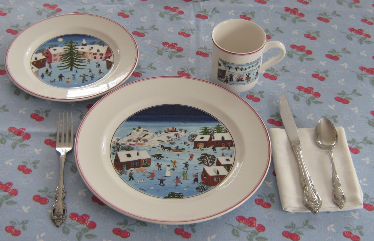 Villeroy And Boch It 39s A Very Cherry World Villeroy And Boch China