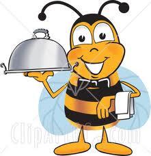Η τροφοδοσία των μελισσιών μας