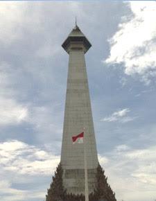 Monumen Mandala 7 Menara Paling Terkenal Dan Bersejarah Di Indonesia