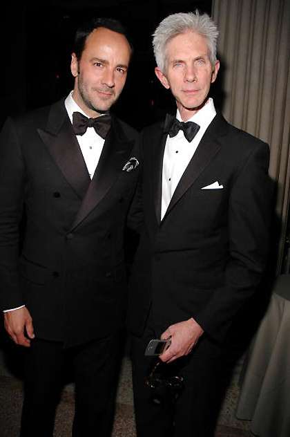 richard buckley and tom ford relationship