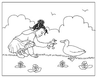 Nicole Tadgell Illustration: More Coloring Pages