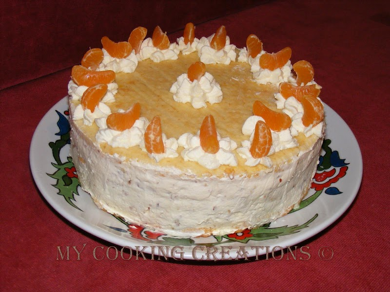 Торта Малакоф * Torta Malakoff