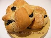 Питки с маслини и розмарин * Panini alle olive e rosmarino