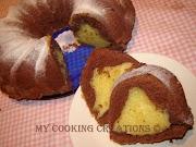 Венец от маслено тесто с плънка * Ciambella di frolla ripiena