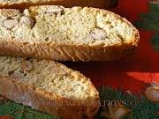 Кантучини или двойно изпечени бисквити * Cantuccini
