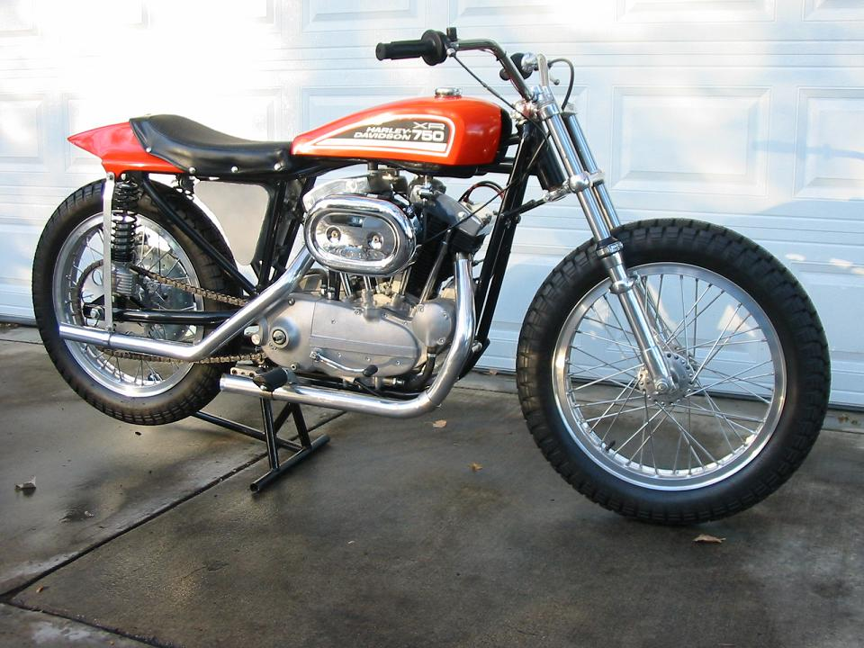 The Harley Davidson Xr 750: How Many Harley's Is Too Many?