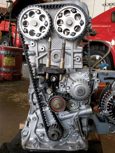 Modified Carz and Bikes...: H 22 ENGINE..