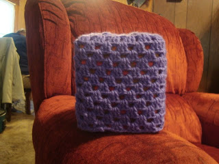 Family Books And Crochet Oh My Granny S Tissue Box Cover