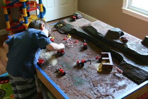 Homemade Toys Construction