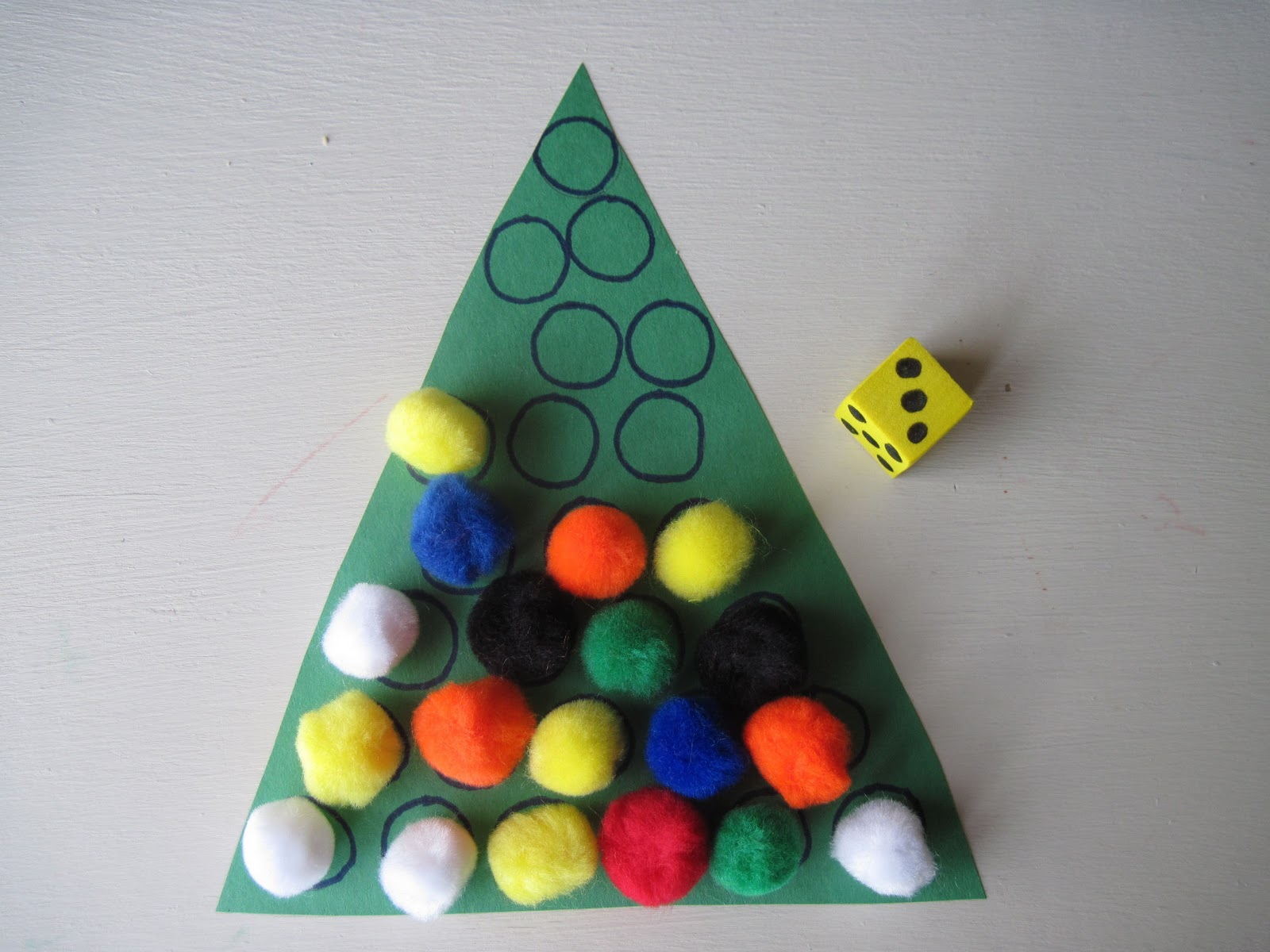 Kids Matter Decorating The Tree Math Skills
