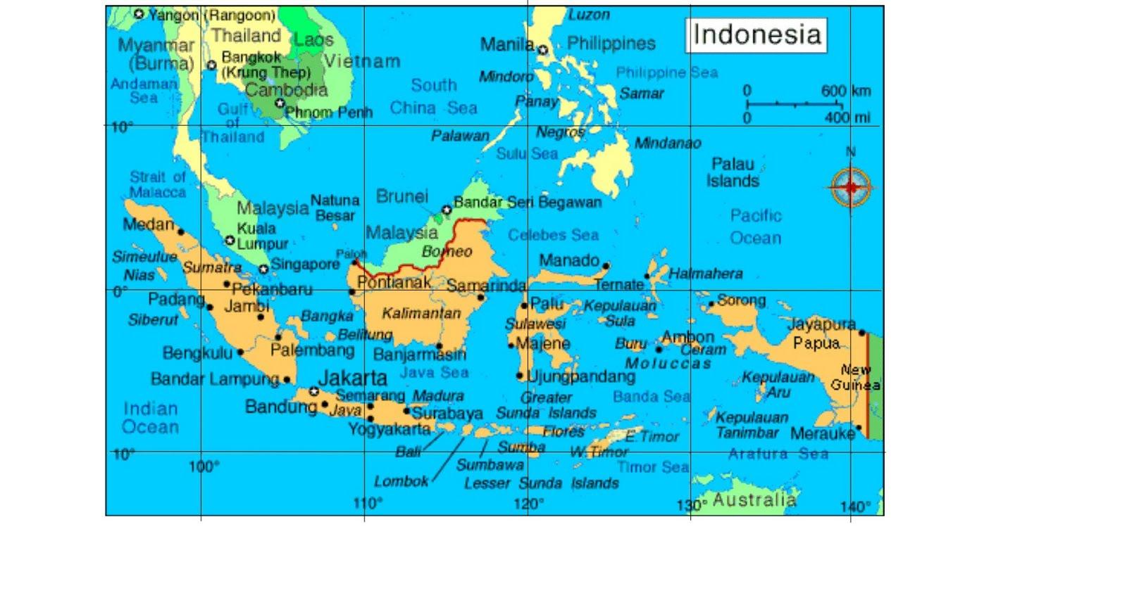 """KONDISI FISIK WILAYAH INDONESIA"" - King ALH"