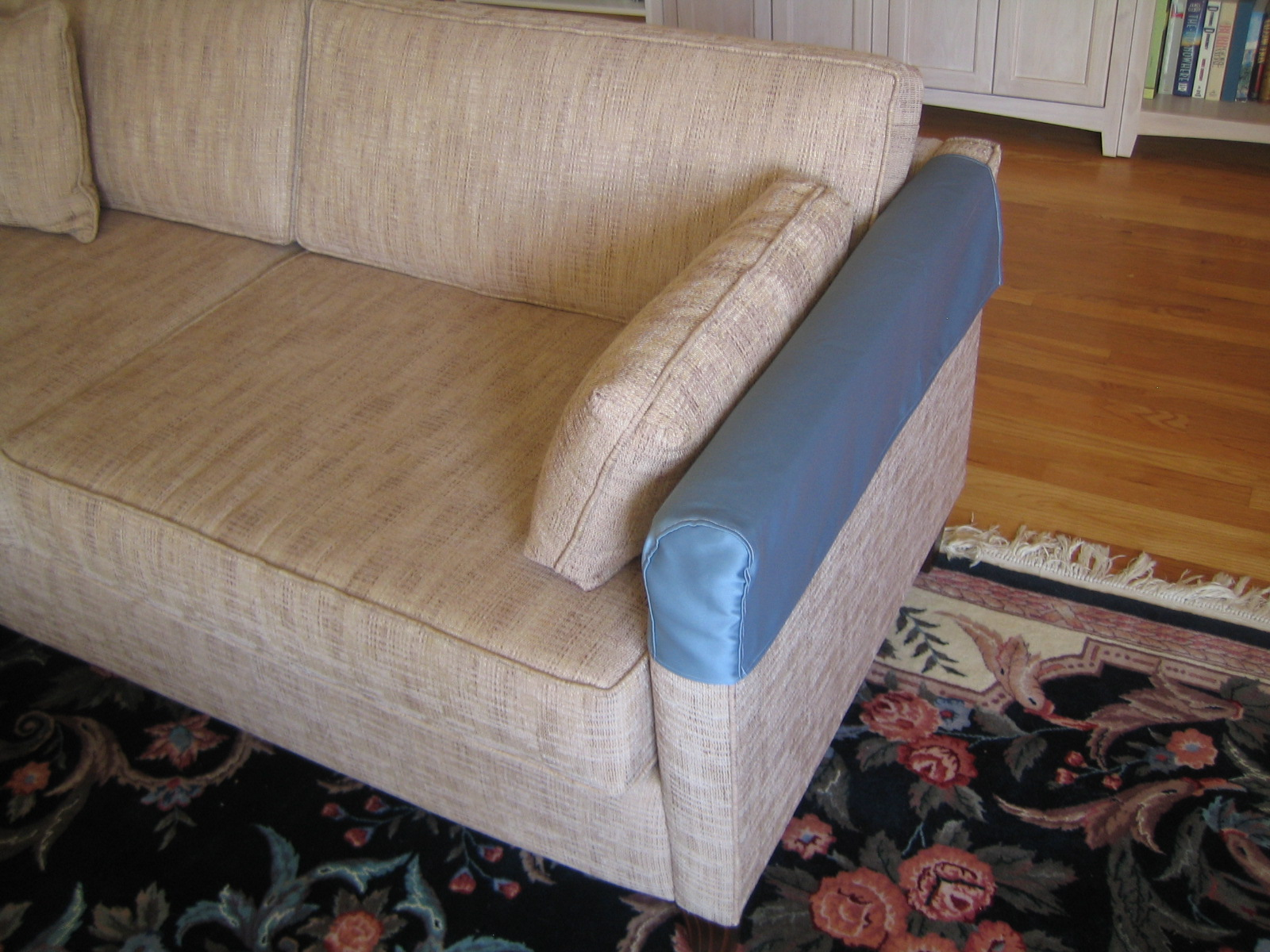 cat sofa arm covers l shaped sofas toronto deft weft weaving