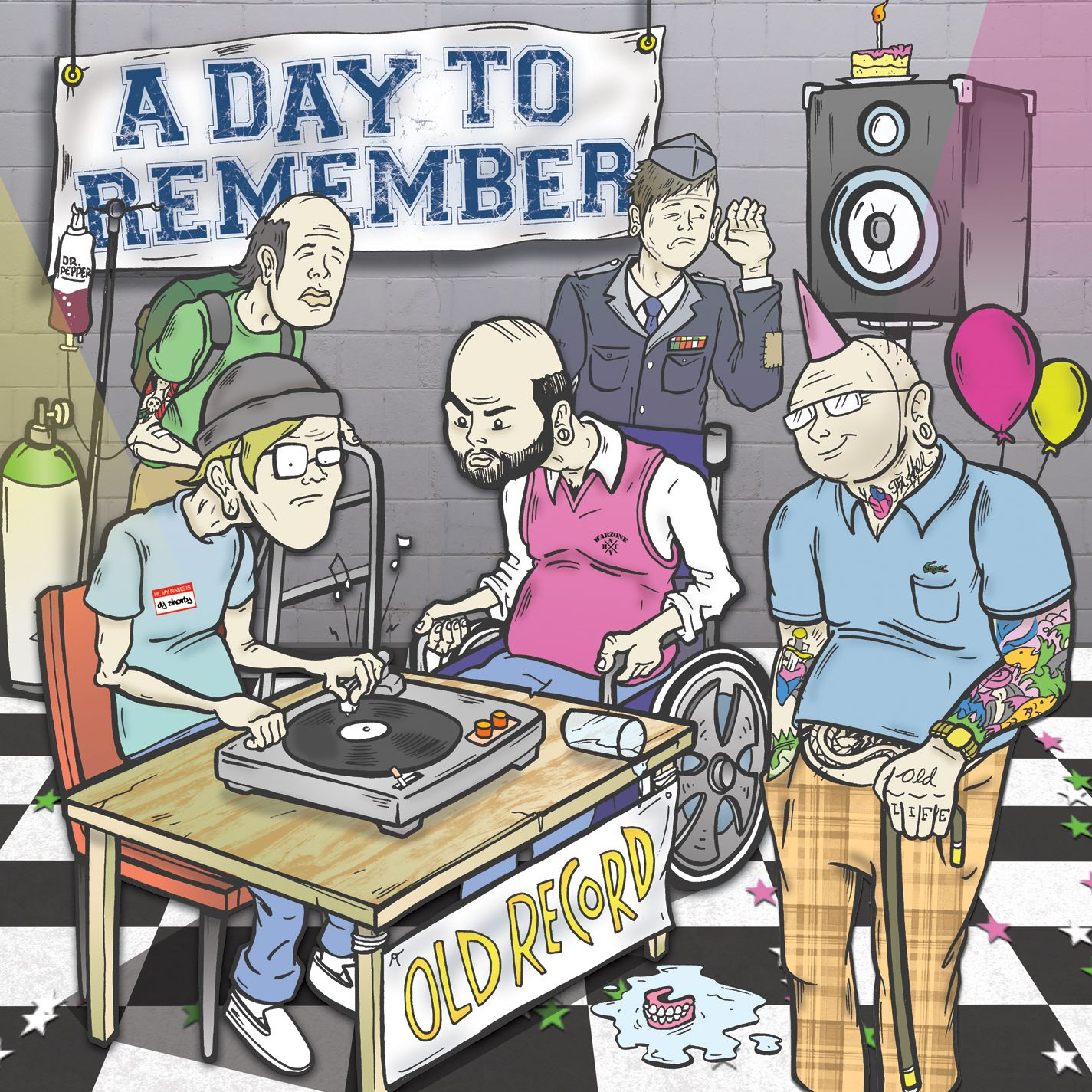 -=ADXN=-: Old Record - A Day To Remember A Day To Remember Old Record