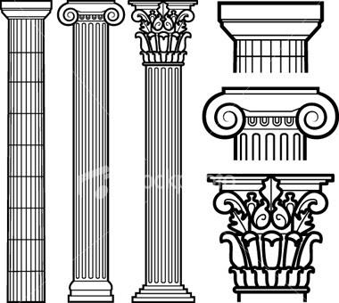 The Last Type Of Greek Columns