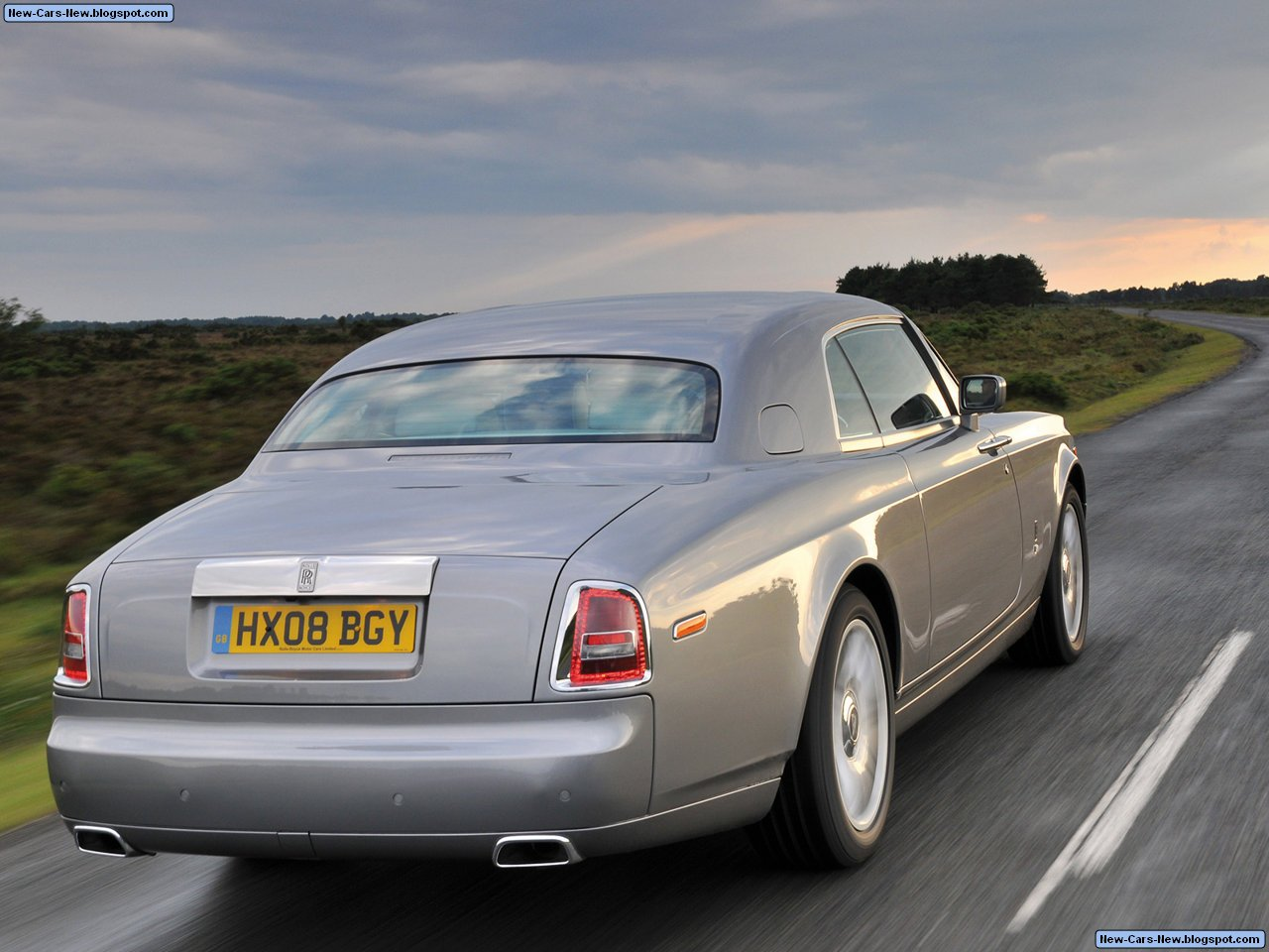 Regal Avalon 12 >> Rolls-Royce Phantom Coupe (2009)