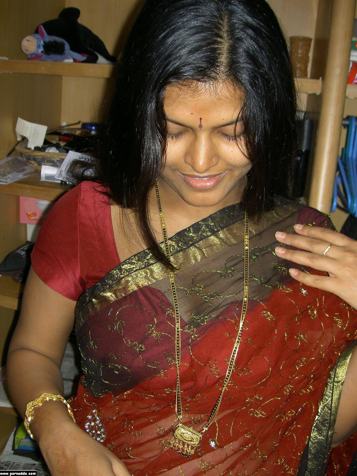 Sexy telugu masala aunty photo something is