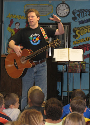 Monty's Children's Music Blog: Northwood Elementary