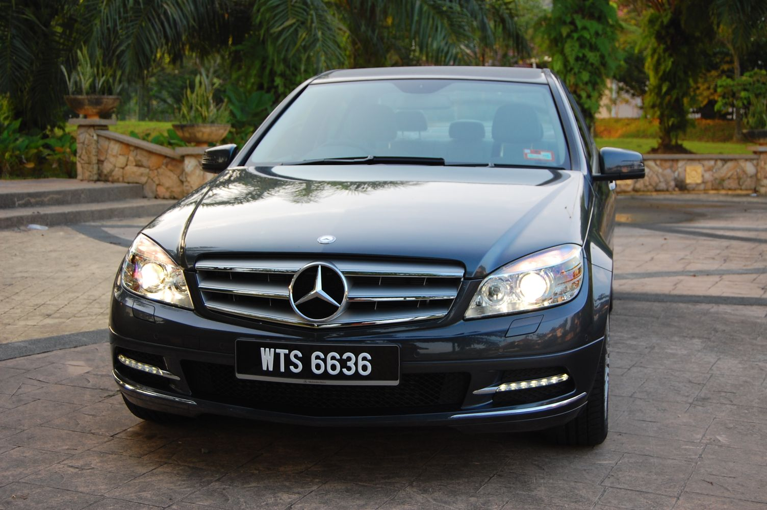 Inherent problem of the Mercedes C class