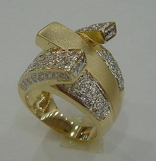 لمحبات الذهب...اختاري مايعجبك 18_K_Jewelry_Gold_Ri