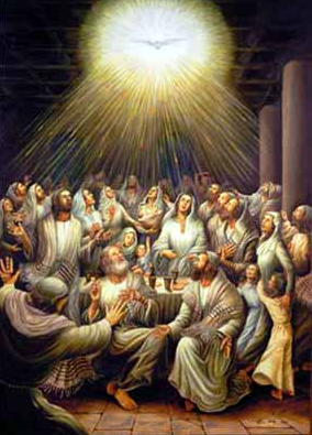 """Pentecost"" by Kelly Nora"