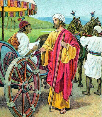 """The Ethiopian Converted"" - by O.A. Stemler & B.B. Cleaveland, 1925"