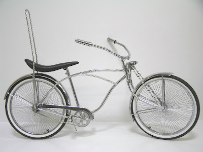 Lowrider Bike Model